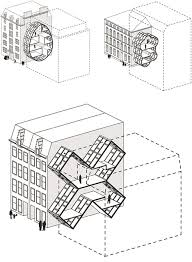 Small Picture Live Between Buildings Narrow Micro Homes Fill City Gaps Urbanist