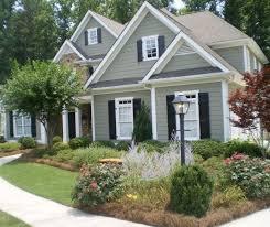 exterior paint colors green shutters. love the gray siding with white trim and dark navy shutters curb appeal. find this pin more on exterior paint colors green r