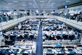Αποτέλεσμα εικόνας για goldman Sachs trading floor