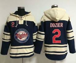 Navy Sawyer Hoodie Hooded Price Blue Reasonable Mlb 2 Dozier Now At Purchase Sweatshirt Brian Twins|From The Fan