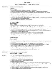 resume order of jobs order picker resume samples velvet jobs