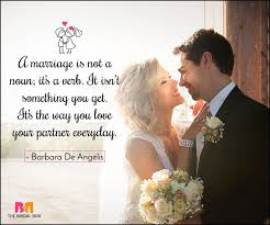 Love And Marriage Quotes Magnificent 48 Love Marriage Quotes To Make Your DDay Special