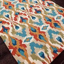 orange and blue area orange and blue rugs simple sisal rug