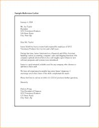 Reference Letter From Employer Research Paper Example