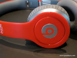 review beats by dr dre solo hd red
