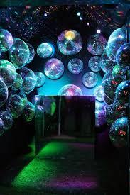 Michael Grubb Lighting Inside The Smallest Disco At Gardens Of Light Lighting