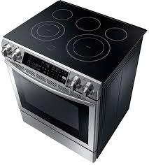 samsung range. oven capacity samsung ne58f9500ss - 5 burner cooktop range .