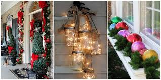 ... Best Christmas Decorating Ideas Capricious 7 25 Outdoor Decorations ...