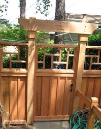 Fence Gate Arbor Designs Fences Arbors Shade Structures Www Pacific Circle Com