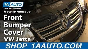 Volkswagen Car With Screw Light How To Replace Front Bumper Cover 05 10 Volkswagen Jetta
