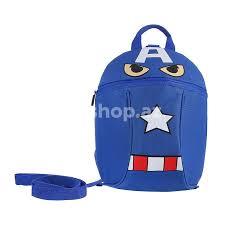 <b>Сумка</b> Miniso <b>Marvel</b> Collection Kid's (<b>Captain</b> America) цены и ...