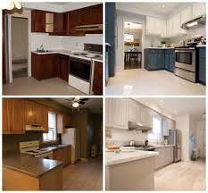 kitchen before and after a lot of people are intimidated by painting kitchen cabinets