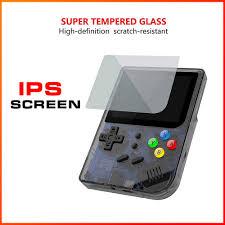 Màn Hình IPS Retro Trò Chơi Năm 300, RG300, Retro Game Cầm Tay, 16G Bên  Trong, 3 Inch Di Động Video Máy Chơi Game Máy Chơi Game Cầm Tay