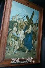 14 stations of the cross painted on canvas stations of the cross fluminalis