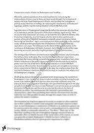 essay of shakespeare co essay of shakespeare