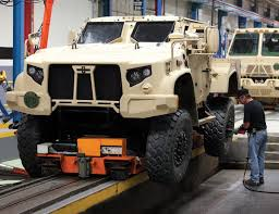 GM's Duramax V-8 engine to power U.S. Army's Humvee replacement