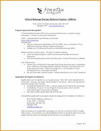 Massage Therapist Cover Letter Sample 76 Images Beauty