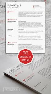 Pin By The Ux Blog On Cv Resume Design Cv Template Cv Templates