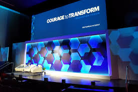 Event Stage Design Stage Design Av Events And Conferences Metroconnections