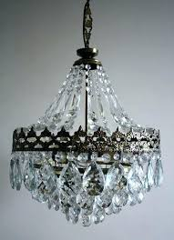 antique chandelier made in spain brass and crystal chandeliers s vintage chandelier brass and crystal chandeliers