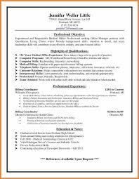 Medical Front Desk Resume Sop Proposal