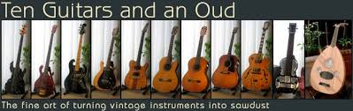 ten guitars and an oud 1982 gibson chet atkins ce part 3
