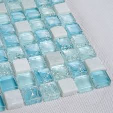 blue bathroom tiles. Light Blue Crystal Mosaic Mixed White Stone Tiles Bathroom Kitchen Bedroom Living Room Wall And Floor Tiles-in Stickers From Home \u0026 Garden On I