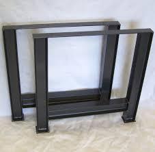 contemporary metal furniture legs. Contemporary Metal Furniture Legs Black T