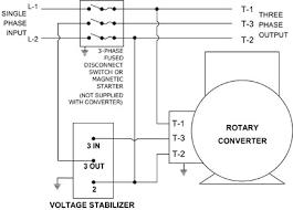 three phase converter wiring diagram Three Phase Converter Wiring Diagram cnc rotary phase converter phase a matic inc 3 phase rotary converter wiring diagram