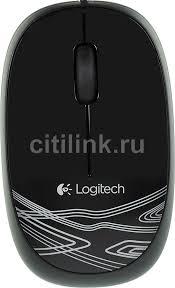 Купить <b>Мышь LOGITECH M105</b>, проводная, USB, черный в ...