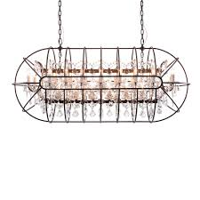 timothy oulton gyro rectangular chandelier antique rust lighting accessories