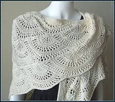 Free Shawl Crochet Patterns Classy Ravelry Fan Shawl DK Pattern By Gail Tanquary
