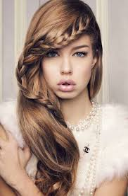 Peinados Con Trenzas Con Pelo Suelto Peinadoscon Com