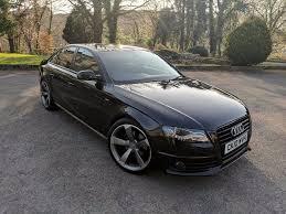 black audi 2010.  Black 2010 Audi A4 S Line 20 Tdi Black Edition Styling In Black 1