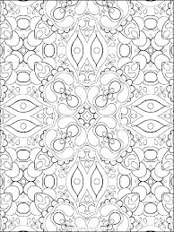 Free Printable Abstract Coloring Pages Printable Abstract Coloring
