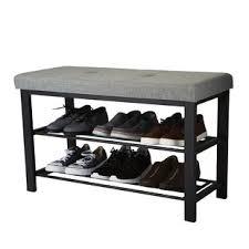 Image Coat Rack Quickview Wayfair Shoe Storage Bench Youll Love Wayfair