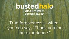 Media posted by Busted Halo