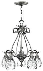 plantation chandeliers polished antique nickel metal hinkley lighting chandelier casa