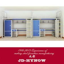 Modern School Furniture Impressive Modern Design School Dormitory Use Furniture Steel Bed Buy Steel