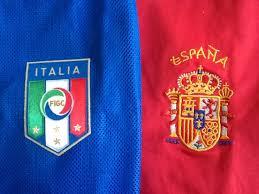 Assistis gols Espanha x Italia 27-06-20-13 Penaltis