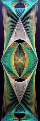 How To Do String Art 359 Best String Art Images On Pinterest