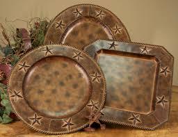 Texas Star Bathroom Accessories Horseshoe Dinnerware Set 16 Pcs Lone Star Western Decor
