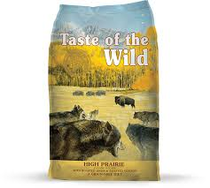 High Prairie Canine Recipe With Roasted Bison Roasted