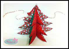 Over 100 Christmas Quilt Patterns, Tutorials, Quilted Projects & 3D Christmas Tree Decorations Adamdwight.com