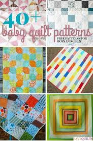 282 best Baby Quilt Patterns images on Pinterest | Quilt patterns ... & 40+ Free Baby Quilt Patterns Adamdwight.com
