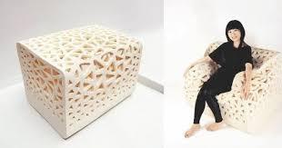 Shape shifting Breathing Chair looks to make the beanbag fashionable