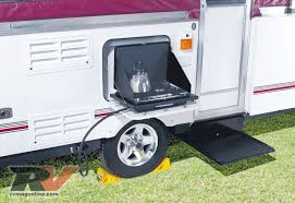 Camper Trailer Kitchen Designs Tent Camper Trailers Buyers Guide Rv Magazine