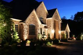 landscape lighting company outdoor lighting specialist night lighting demo