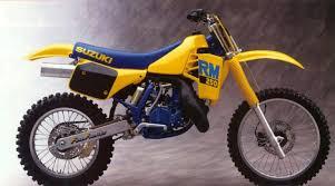 classic steel 79 1988 suzuki rm 250 pulpmx