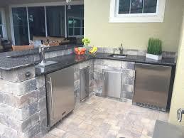 custom stonegate outdoor kitchen
